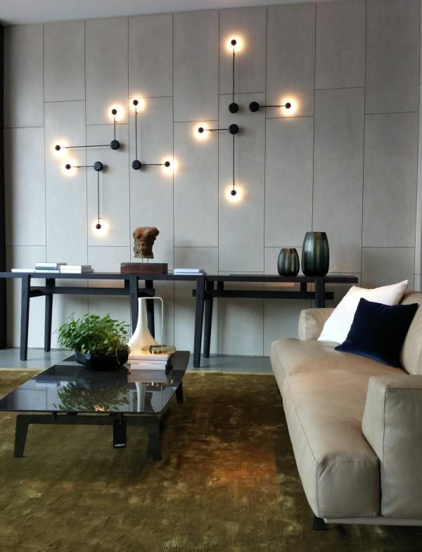 Poliform Italia Furniture chair table varenna showroom kemang jakarta design desain interior home decor