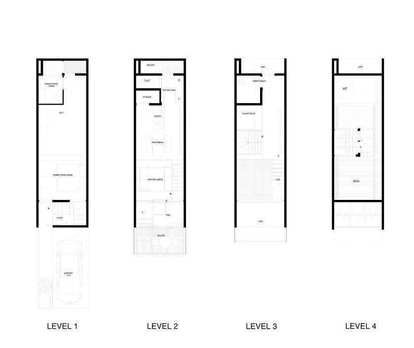 2. Floorplan - 3500mm House