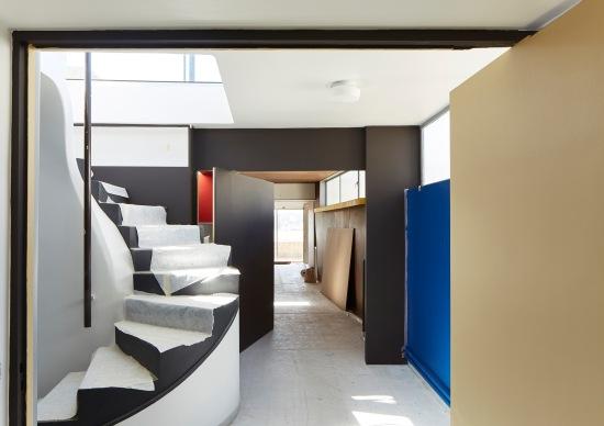 Le Corbusier Immeuble Molitor Apartment Modern Architecture Paris Yvonne Gallis François Chatillon Fondation le Corbusier Ville Radieuse André Wogenscky Pierre Jeanneret
