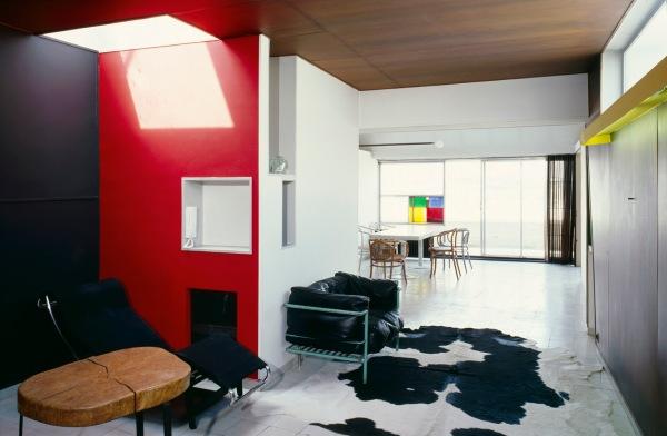 Le Corbusier Immeuble Molitor Apartment Modern Architecture Paris Yvonne Gallis François Chatillon Fondation le Corbusier Ville Radieuse André Wogenscky Pierre Jeanneret Cassina