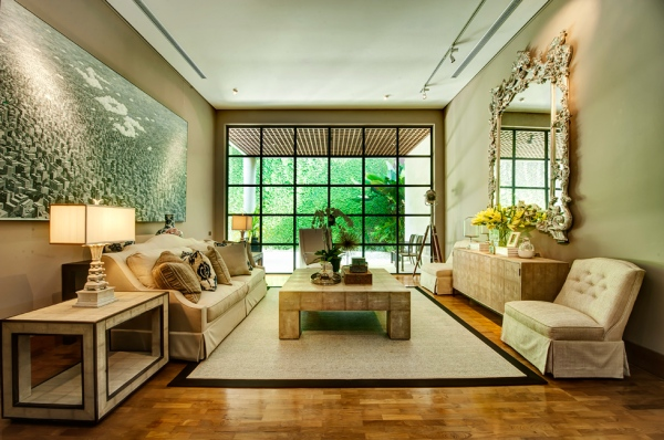 GALLERY HOUSE KEMANG ELITE GRAHACIPTA SHIRLEY GOUW DSGNTALK RUMAH SHOWROOM LOFT APARTMENT