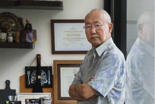 WILLIAM WONGSO PAKAR KULINER DAPUR TRADISIONAL INDONESIA MODERN MASAKAN