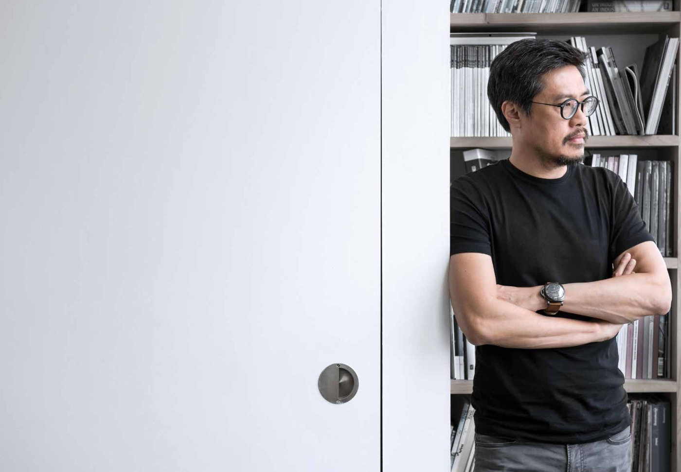 WILLIS KUSUMA PROFILE ARCHITECT RICHARD MEIER DSGNTALK
