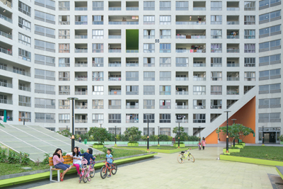 Future Towers MVRDV Pune India dsgntalk apartment urban housing architecure apartemen dutch