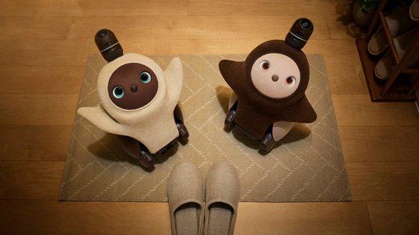 lovot home robot lucu japan jepang groove-x teknologi technology imut dsgntalk