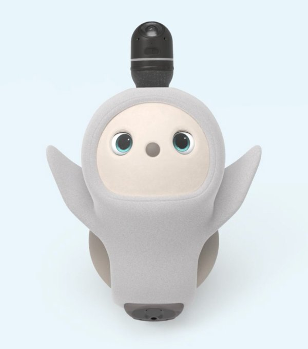 lovot home robot lucu japan jepang groove-x teknologi technology dsgntalk