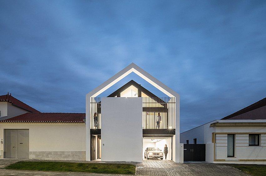 ARSITEKTUR MODERN BERATAP PELANA DI RUMAH DAN KANTOR MARIA FRADINHO DSGNTALK ARCHITECTURE DESIGN INTERIOR PORTUGAL HOME HOUSE CONTEMPORARY