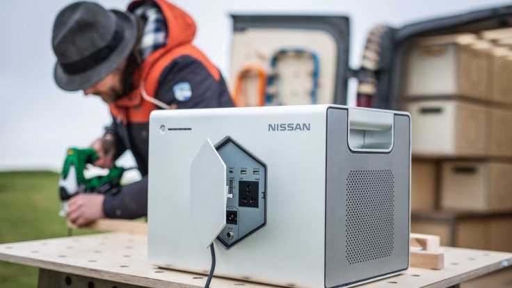 NISSAN NV300 CONCEPT VAN CAR BENGKEL MOTOR SHOW DESAINER MOBIL OTOMOTIF DESAIN PRODUCT DESIGN WOODWORKING CARPENTER TOOLS HARDWARE WORKSHOP JAPAN
