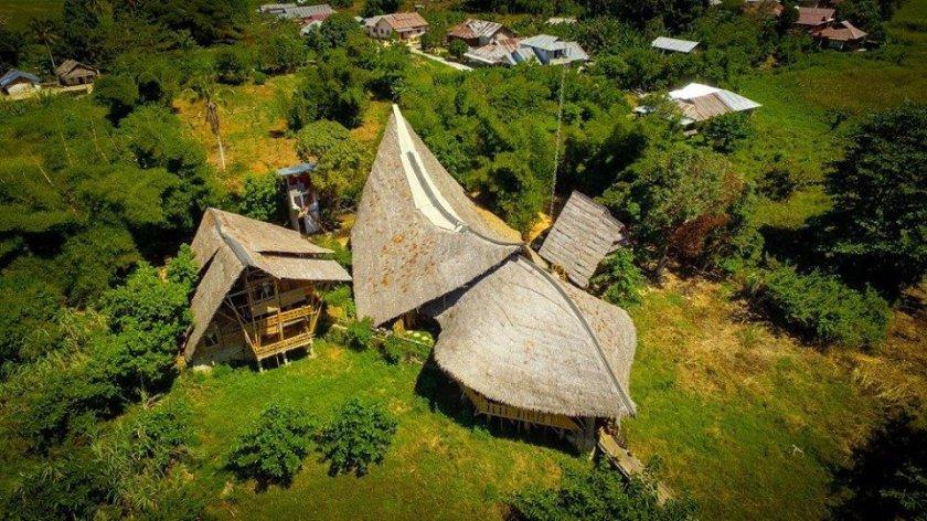 EFFAN ADHIWARA ARSITEK PENGULIK BAMBU DSGNTALK SUSTAINABLE MATERIAL ALAM ARSITEKTUR RUMAH BANGUNAN