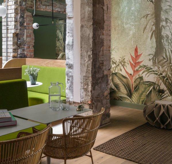 BEKAS PABRIK KAPAS DI MANCHESTER HOTEL WHITWORTH LOCKE TERBARU INTERIOR GRZWYNSKI PONS DESAIN DESIGN ARSITEKTUR ARCHITECTURE DSGNTALK