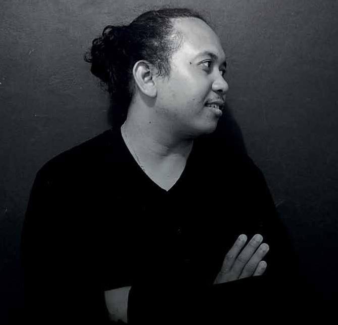 eFFAN ADHIWARA,  ARSITEK PENGULIKBAMBU
