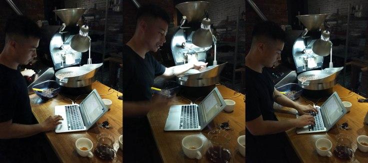 STEFAN SETIADI THE COFFEE ALCHEMIST TWO HAND FULL BEAN ROASTERY KOPI BANDUNG LIFESTYLE ARABICA ROBUSTA