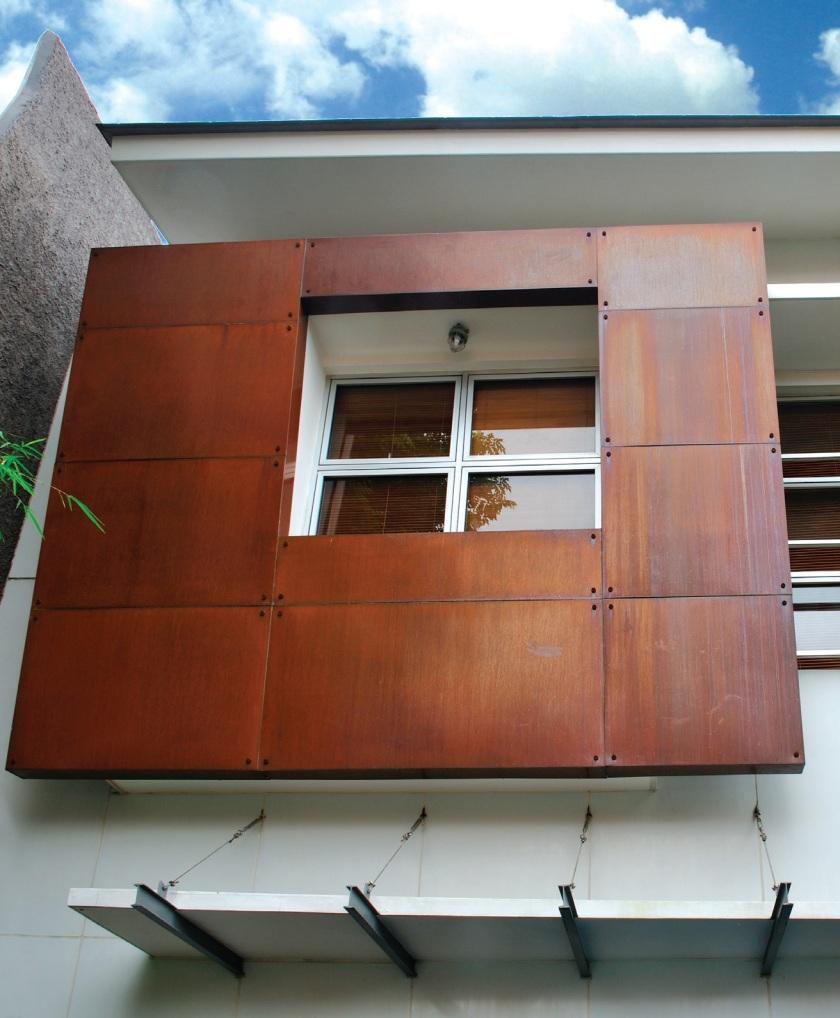JEJAK EKSPLORASI DESAIN HOUTMAN LUMBAN GAOL DI AWAL TAHUN 2000-AN DSGNTALK RUMAH ARSITEKTUR HOME DESIGN MODERN ARCHITECTURE