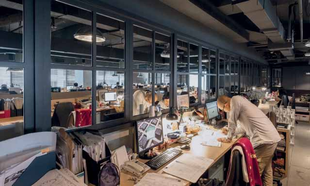 THE AWARD WINNING WORKSPACE PAI OFFICE DSGNTALK DESAIN INTERIOR KANTOR DESIGN RUANG KERJA ARCHITECTURE ARSITEKTUR HDII