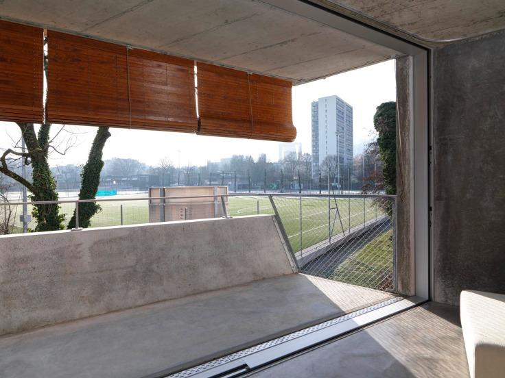 HUNIAN TERJANGKAU DALAM BANGUNAN BETON DI ZURICH SWISS DSGNTALK ARSITEKTUR ARCHITECTURE DESIGN APARTMENT APARTEMEN
