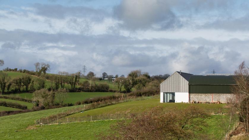 RUMAH TERBAIK BRITANIA RAYA ADA DI IRLANDIA UTARA DSGNTALK ARCHITECTURE DESIGN INTERIOR AWARD MODERN