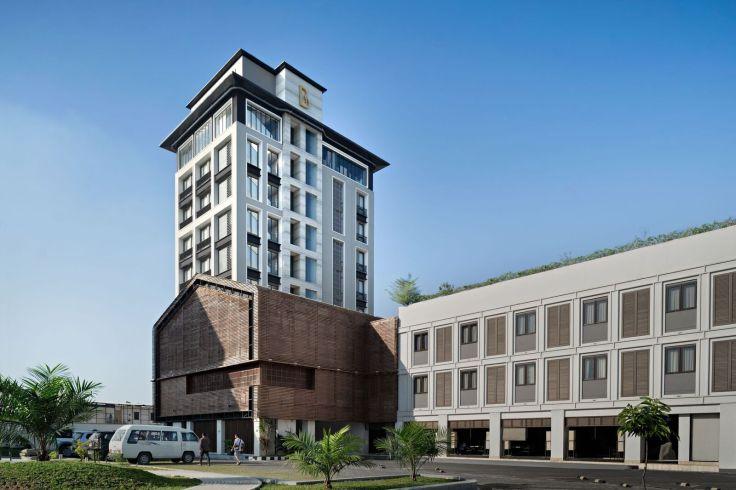 RENOVASI HOTEL DI BERAU KALIMANTAN TIMUR OLEH ARSITEK TONY SOFIAN DSGNTALK INTERIOR ARSITEKTUR INDONESIA