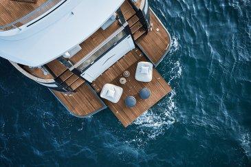 All images courtesy of Azimut Yacht