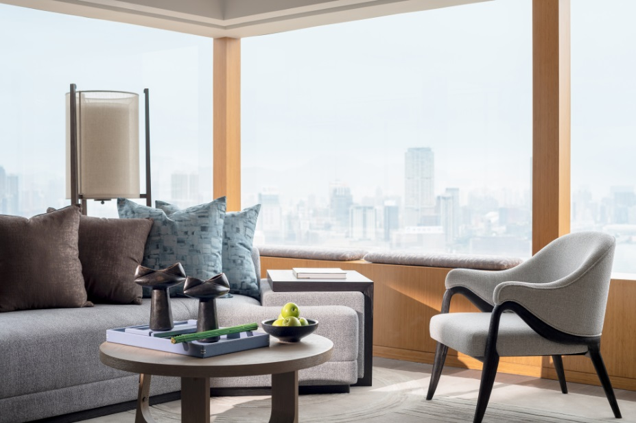 ANDRE FU SUITE DI UPPER HOUSE HONG KONG DSGNTALK INTERIOR HOTEL DESIGN PENTHOUSE