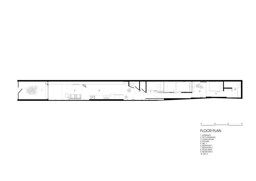 MENYISIPKAN HUNIAN NYAMAN DI TENGAH SAIGON YANG SIBUK DSGNTALK VIETNAM INTERIOR MODERN DESIGN ARCHITECTURE MINIMALIST HOME