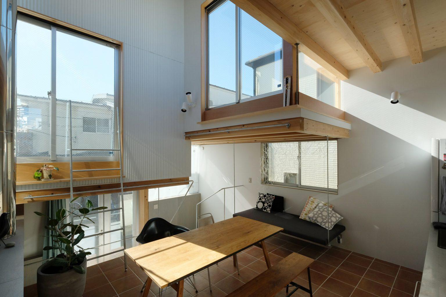 RUMAH 26 METER PERSEGI DI TENGAH IBU KOTA ARCHITECTURE DESIGN INTERIOR TOKYO JAPAN DSGNTALK 7