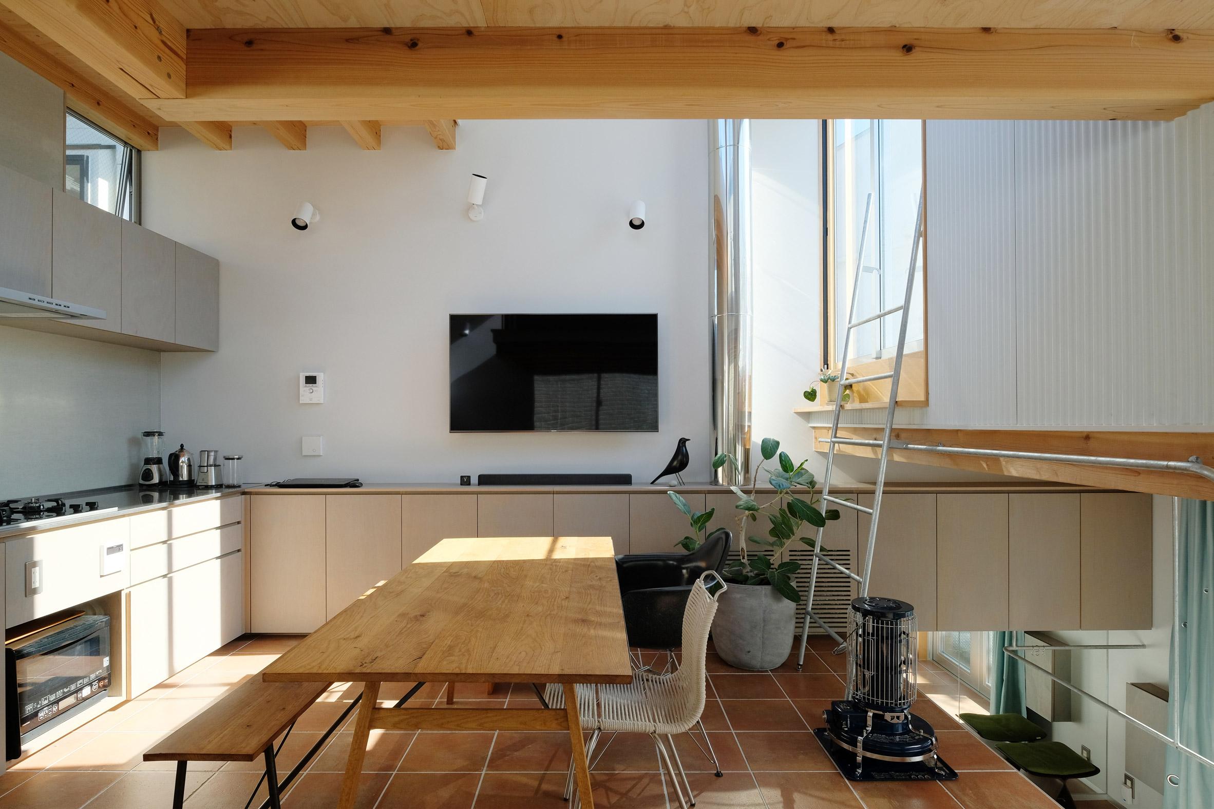 RUMAH 26 METER PERSEGI DI TENGAH IBU KOTA ARCHITECTURE DESIGN INTERIOR TOKYO JAPAN DSGNTALK