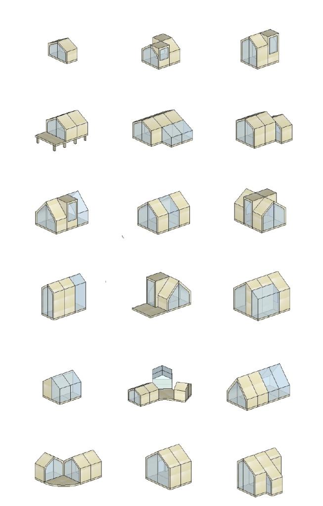 RUMAH PREFABRIKASI DARI KAYU PENUNJANG CARA HIDUP YANG BERKELANJUTAN ARCHITECTURE DUTCH INTERIOR DESIGN SUSTAINABLE LIVING DSGNTALK
