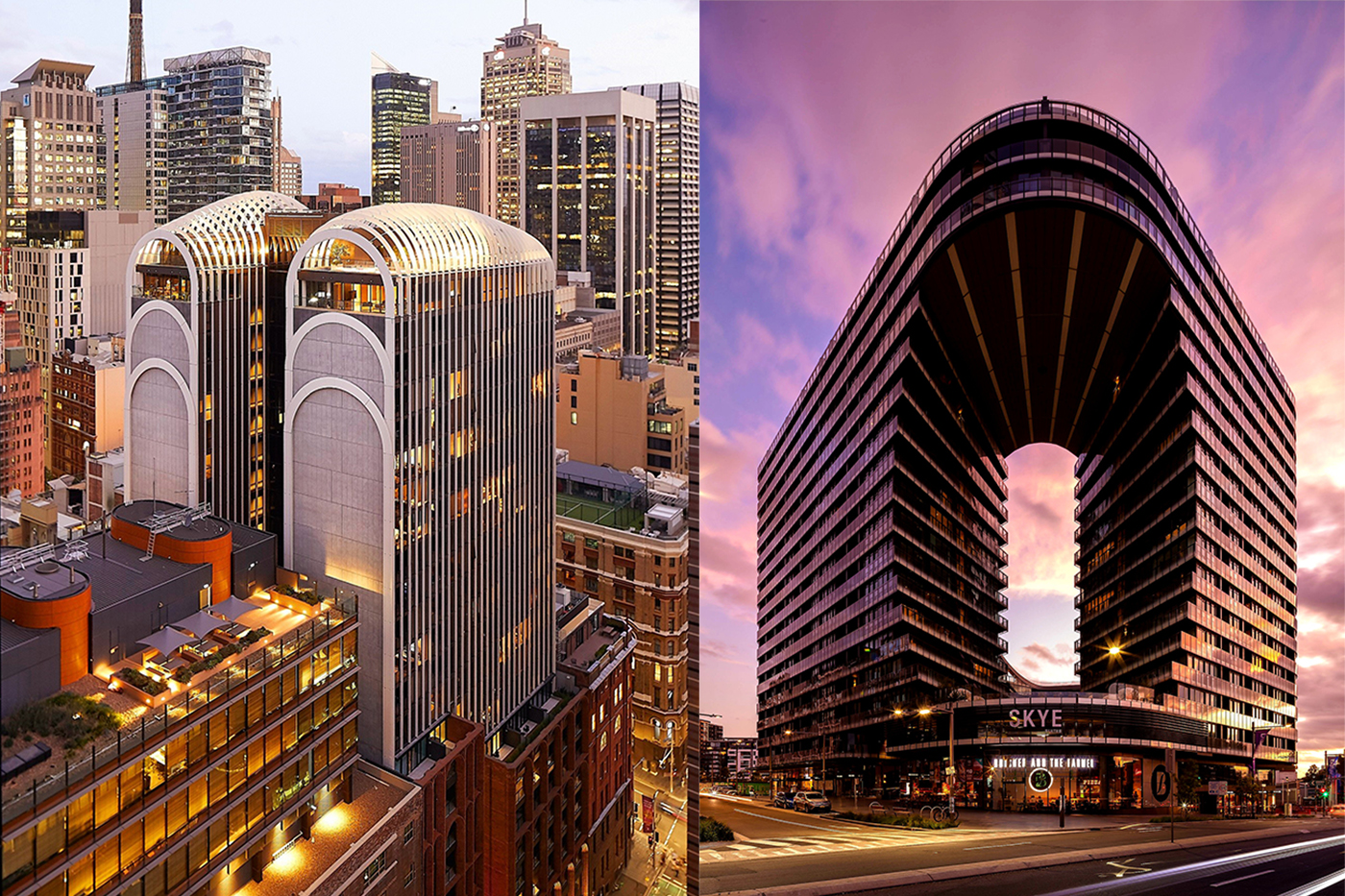 NOMINASI THE BEST TALL BUILDING IN THE WORLD AWARD 2021 UNTUK DUA PROYEK CROWN GROUP DI SYDNEY DSGNTALK AUSTRALIA ARSITEKTUR