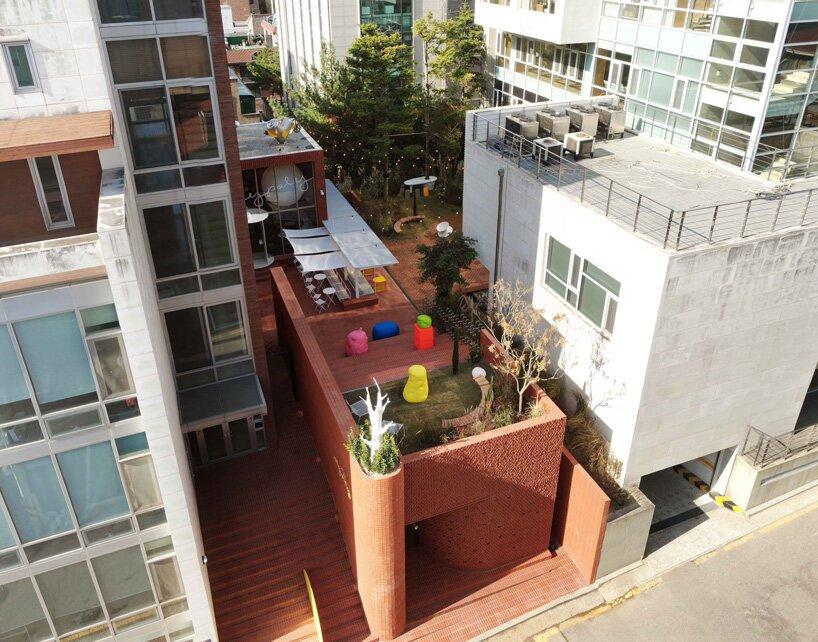 STUDIOVASE MEMBUAT TUJUH AREA BERBEDA DI RESTORAN ROLY POLY DSGNTALK SEOUL KOREA INTERIOR DESIGN 11